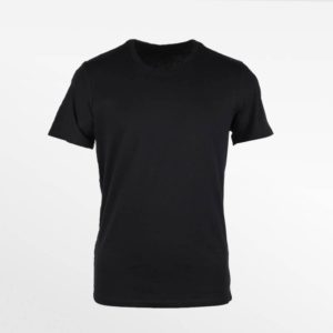 Gz Men Black Tshirt